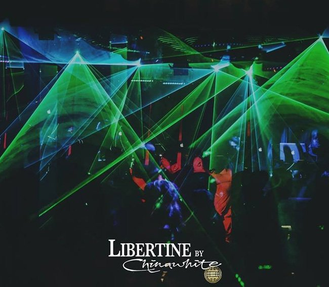 New Year's Eve at Libertine by ChinaWhite