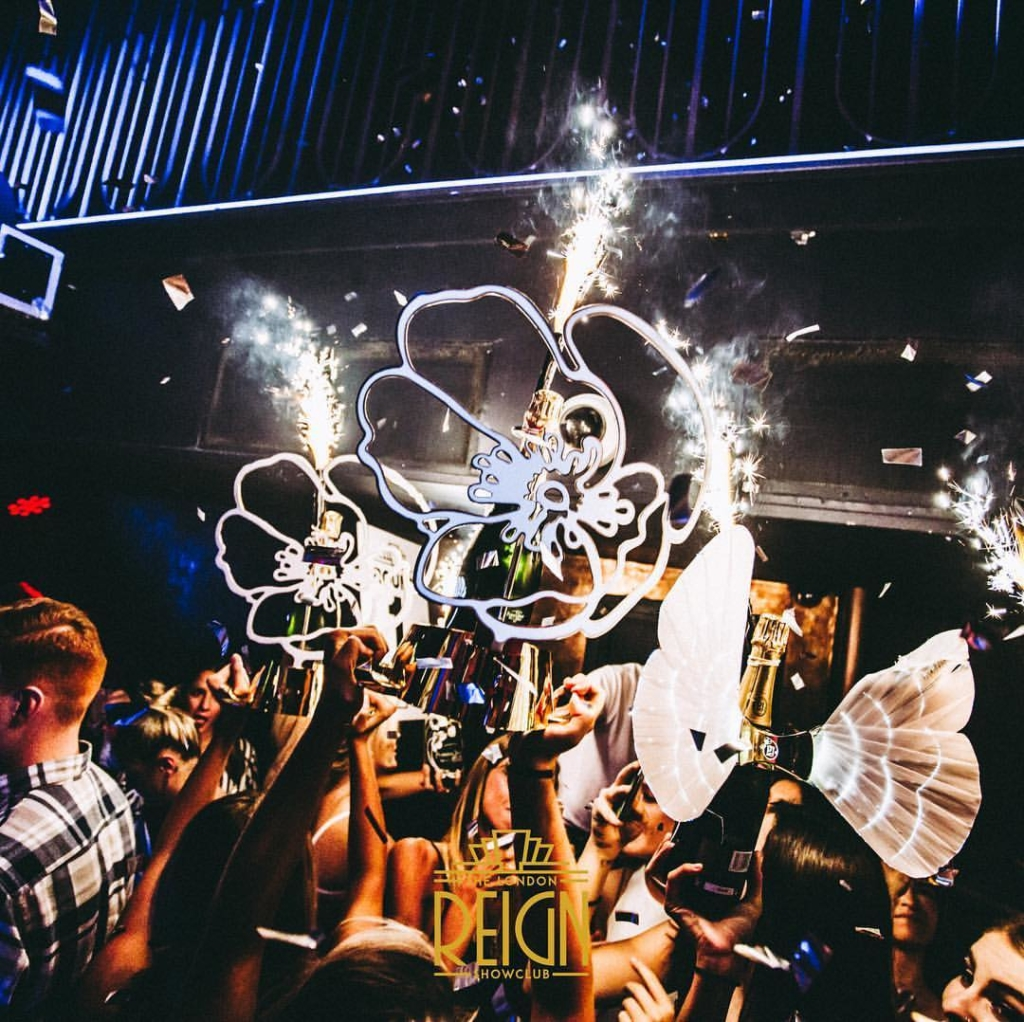 party at nightclubs london