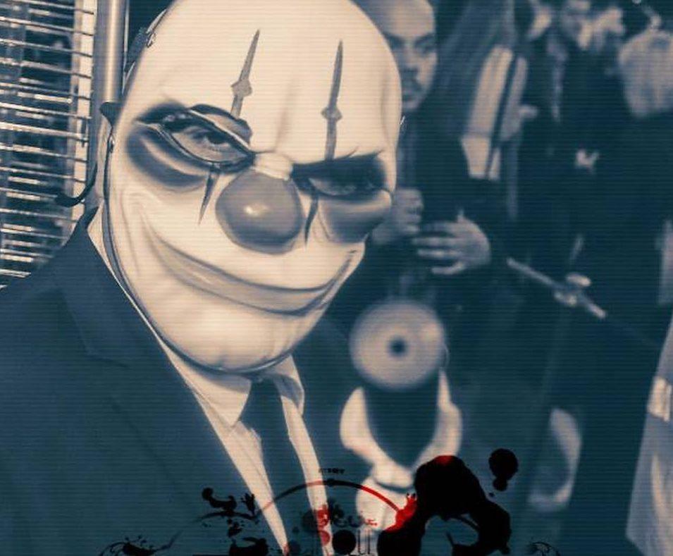 cirque le soir halloween costume