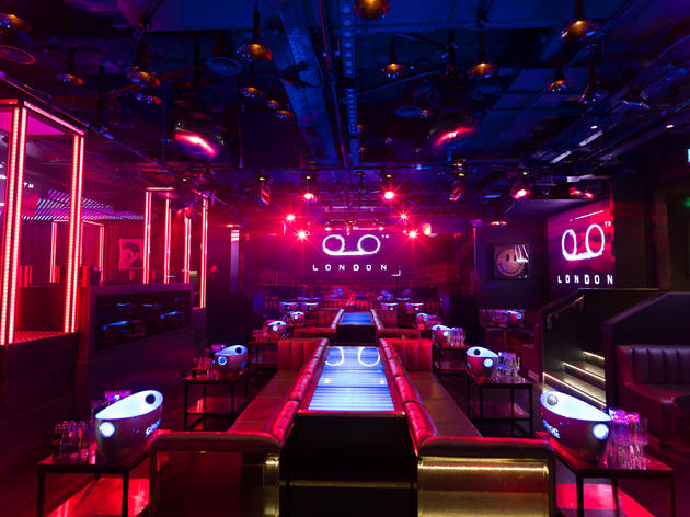 table booking at tape London For VIp