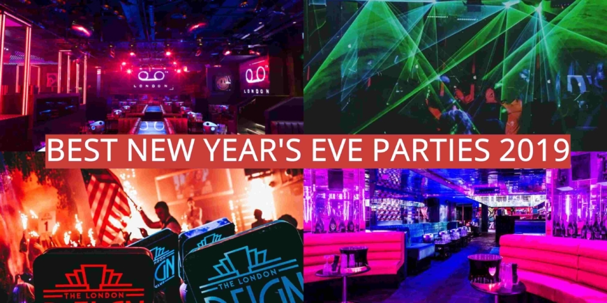 New Year's Eve Parties 2019 Nightclubs London