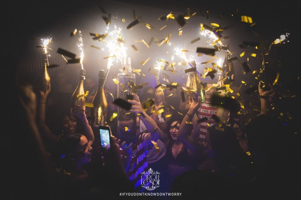 new year's eve events at cirque london