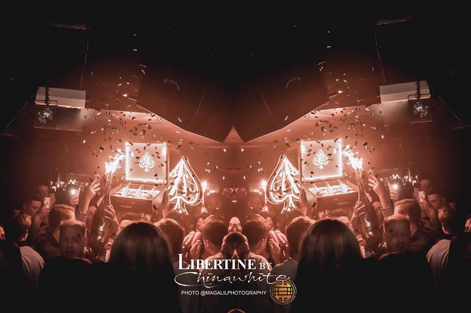 libertine guestlist booking in London