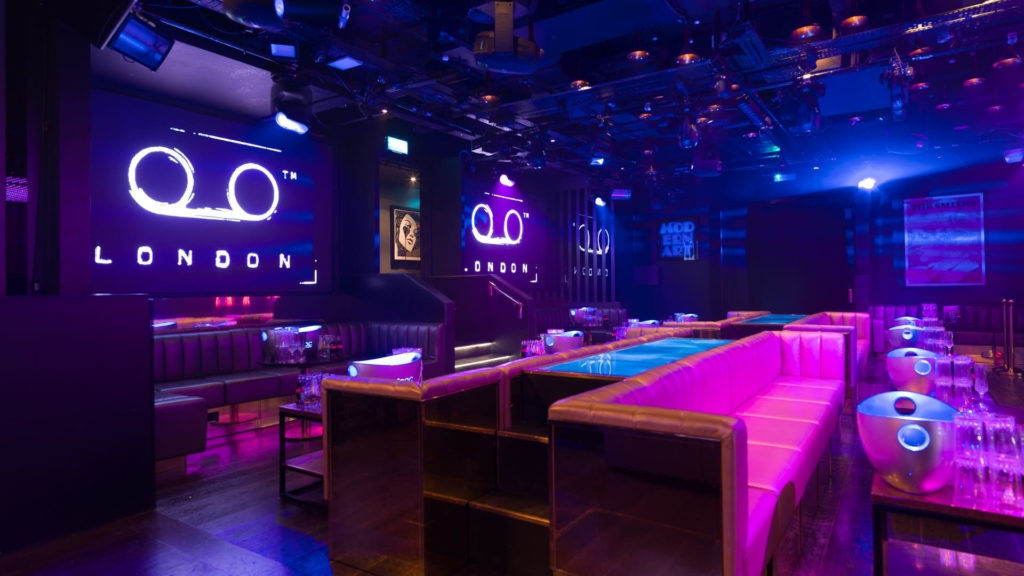 tape London table booking
