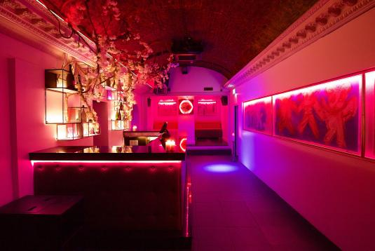 VIp toy room table booking in London