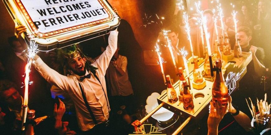 Friday – Reign Showclub