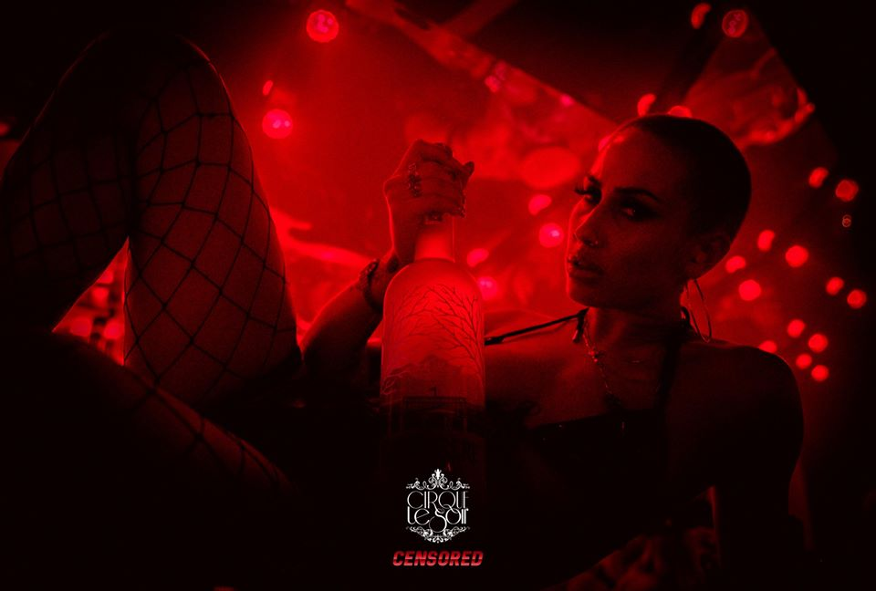 Cirque le soir Censored Friday