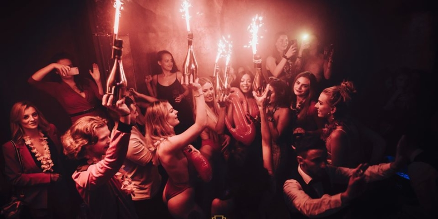 Saturday – Reign Showclub