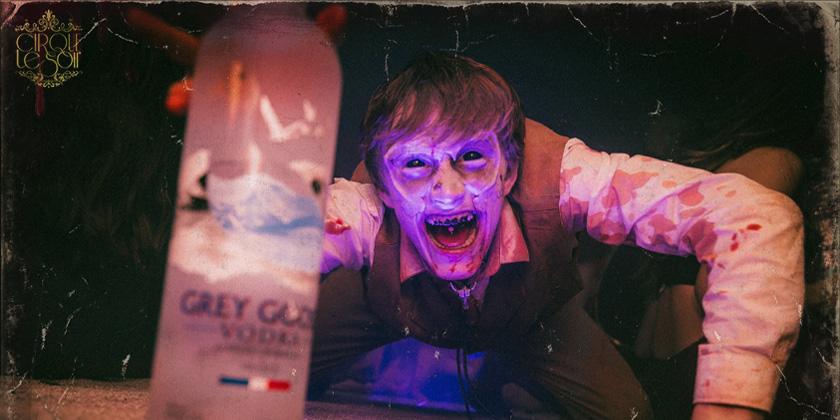 Halloween Party Cirque Le Soir London