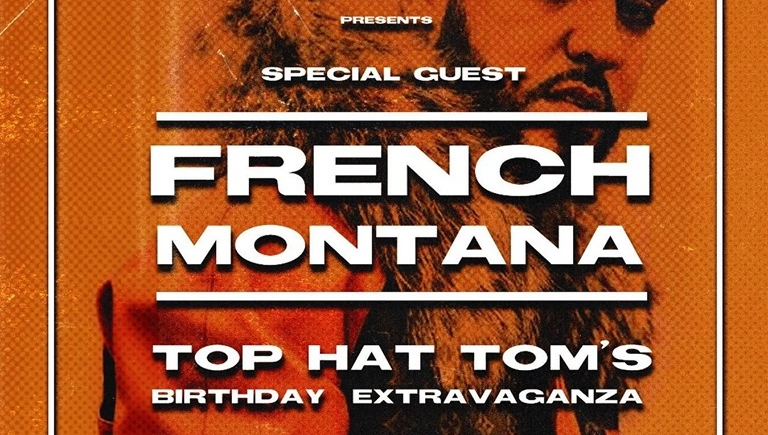 French Montana at Cirque le Soir London – Hype Hop Wednesday