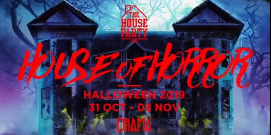 Drama Park Lane Halloween Booking In London 2019