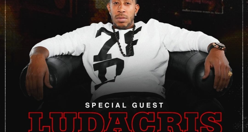 Ludacris At London Reign Showclub