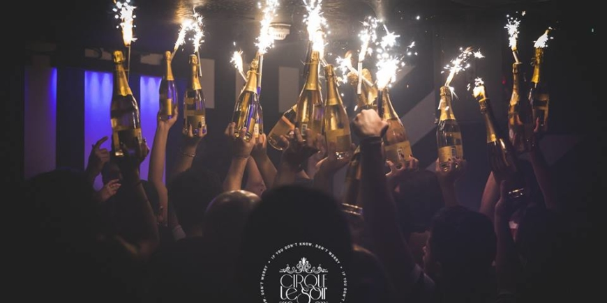 New Year's Eve Parties at London Nightclubs