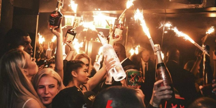 New Year's Eve VIP Table Booking In London