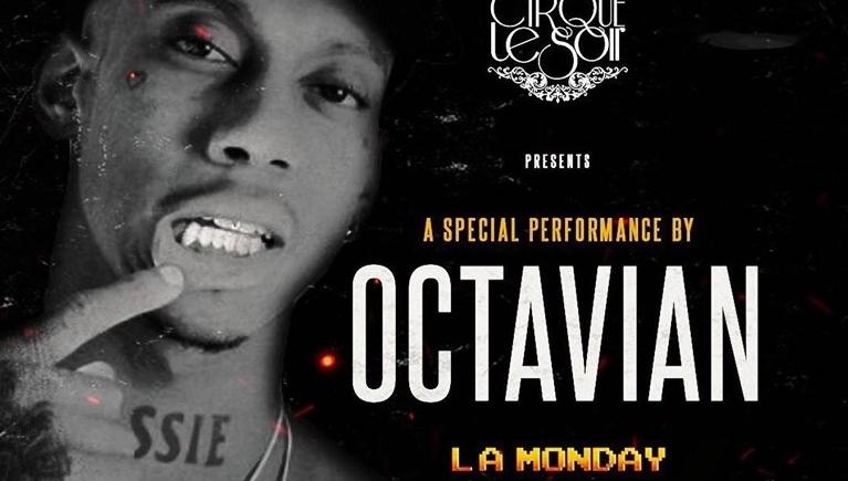 Octavian at Cirque le Soir London – La Monday Party