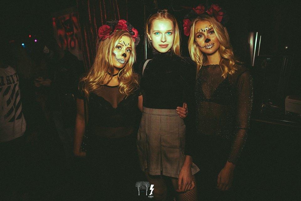 halloween at scandal