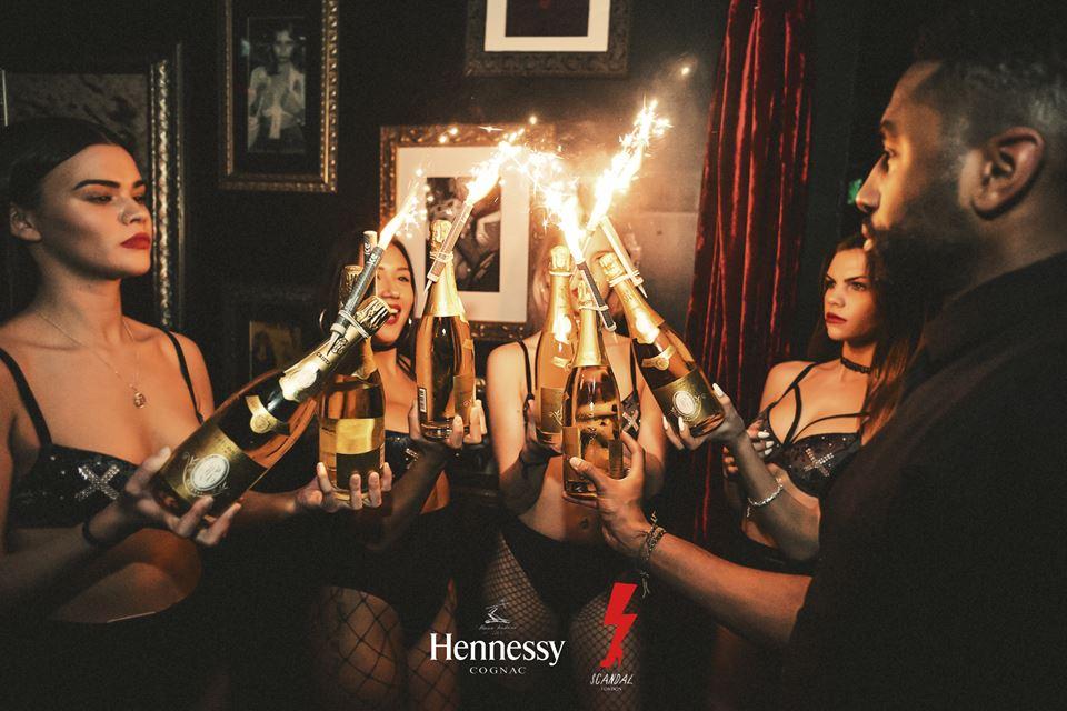 Scandal Nightclub London