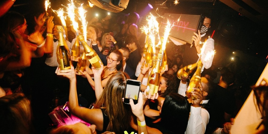Tuesday – Luxx Club Party