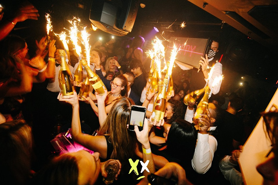 tuesday luxx club party