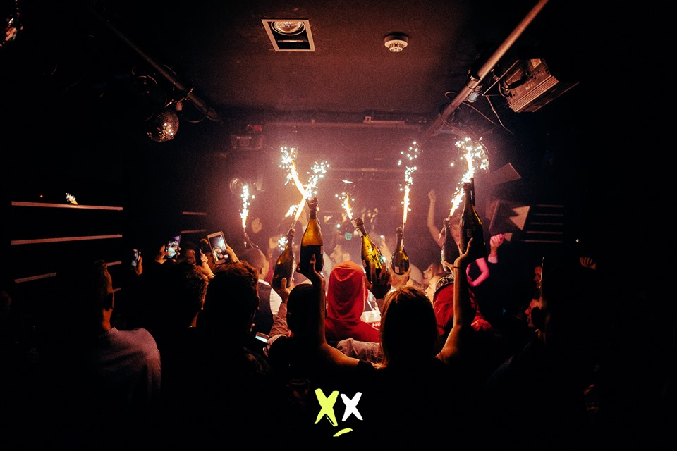 tuesday at luxx party