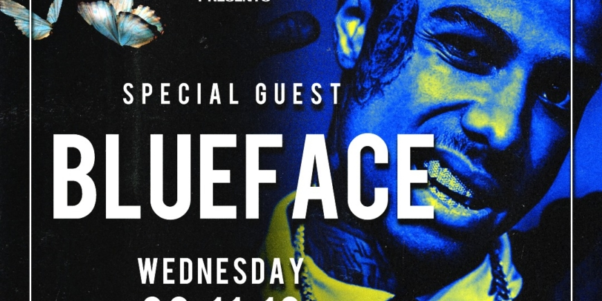 Blueface at Cirque le Soir London – Hype Hop Party