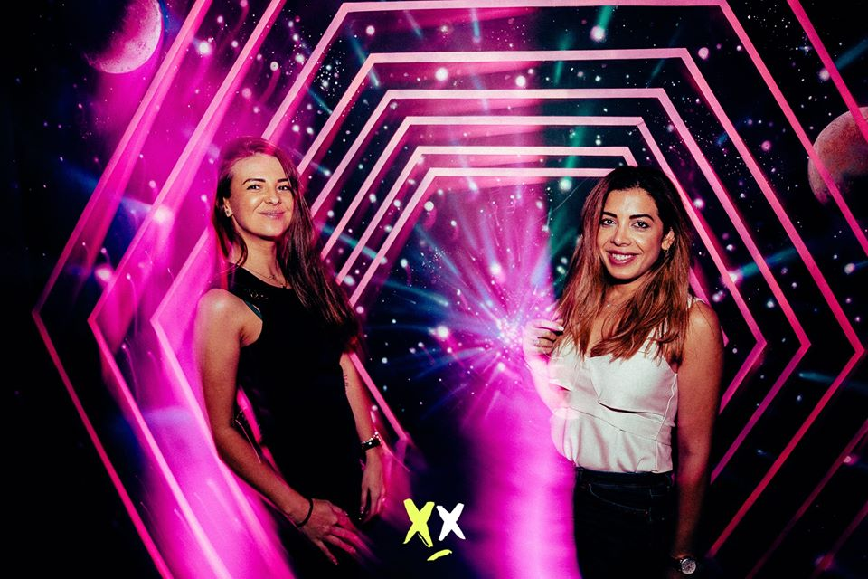 new year party at luxx club