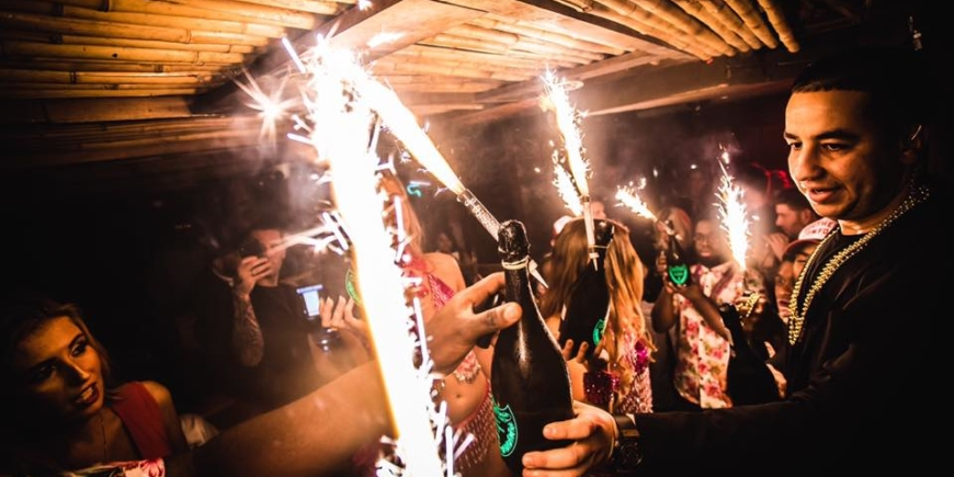 New Year's Eve 2020 At Mahiki London