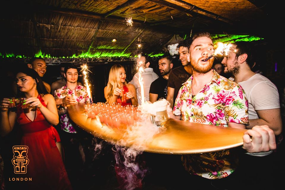 new year eve at mahiki