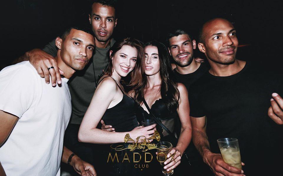 new year's eve at maddox club