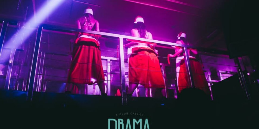 Christmas Booking At Drama Park Lane London
