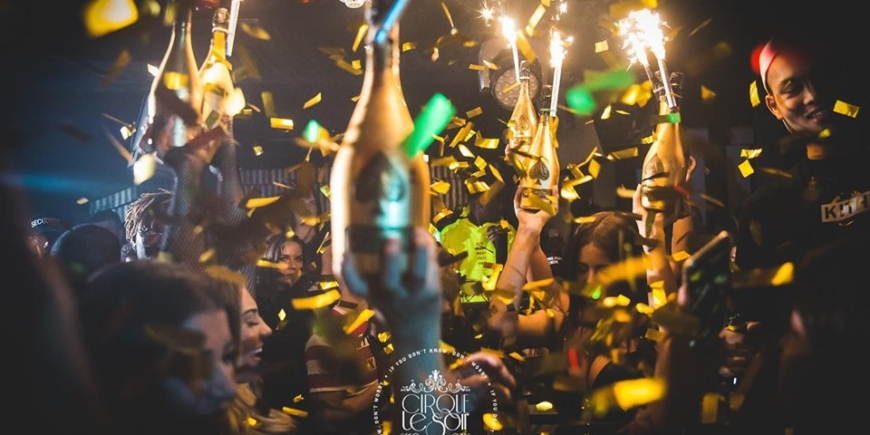 New Year's Eve Events In London Nightclubs