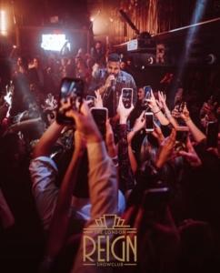 Jason Derulo At Reign