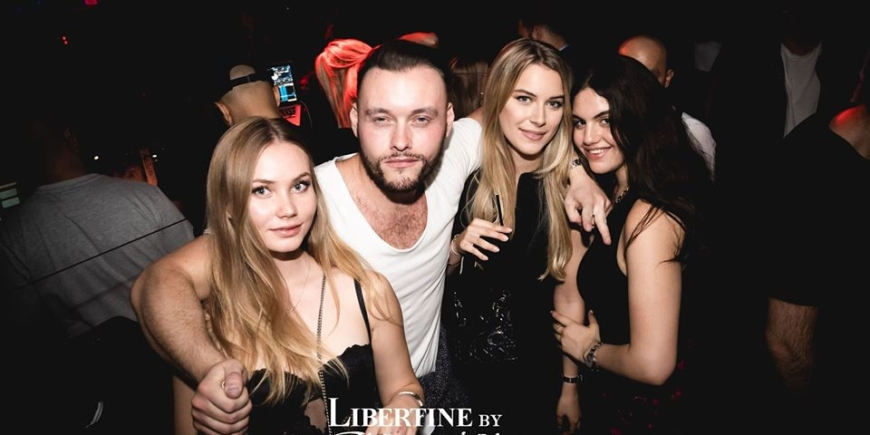VIP Table Booking At Libertine By Chinawhite