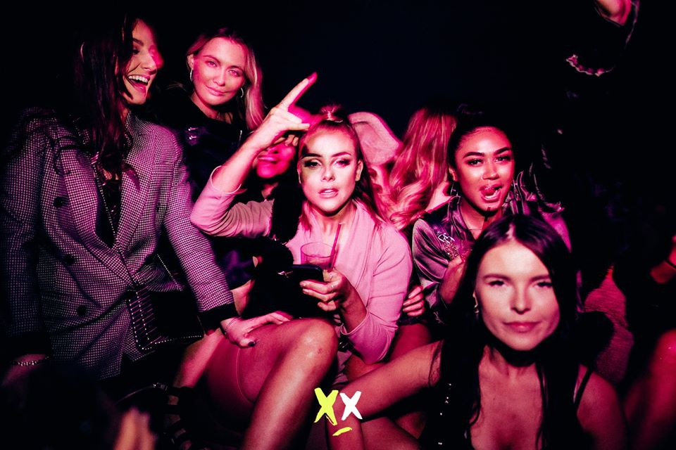 Vip table booking at luxx club london