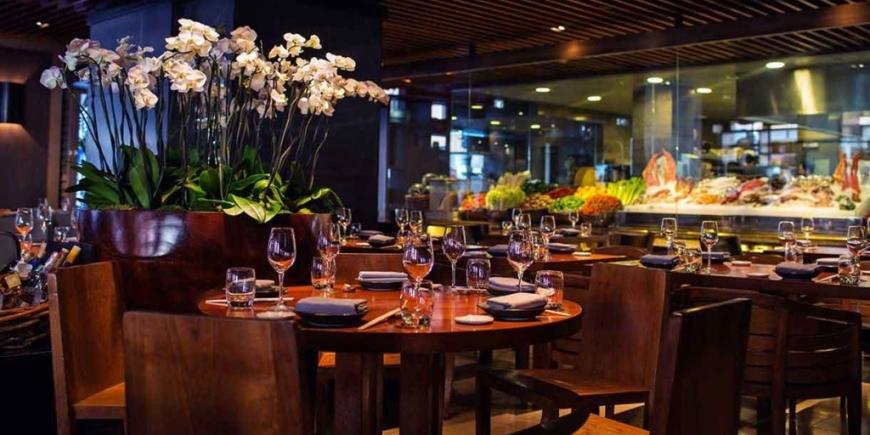Novikov Restaurant & Bar London